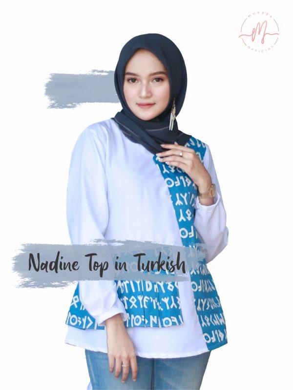 Nadine Top in Turkish