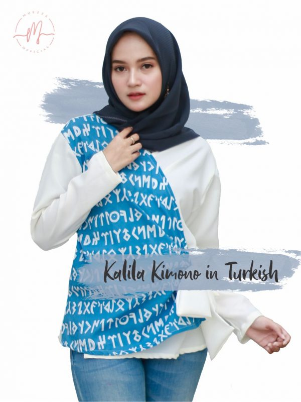 Kalila Kimono In Turkish